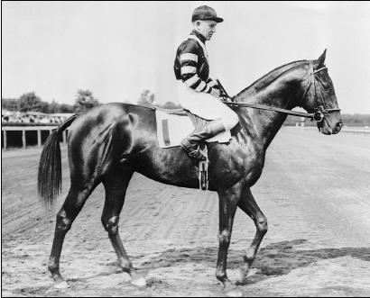 Historique des courses (court survol) et de la Triple Couronne américaine WarAdmiral